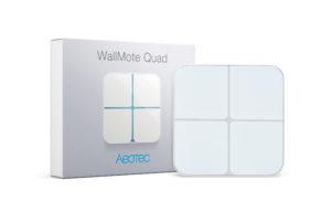Aeotec WallMote Quad